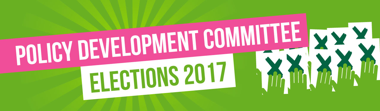 Policy Development Committee Elections 2017